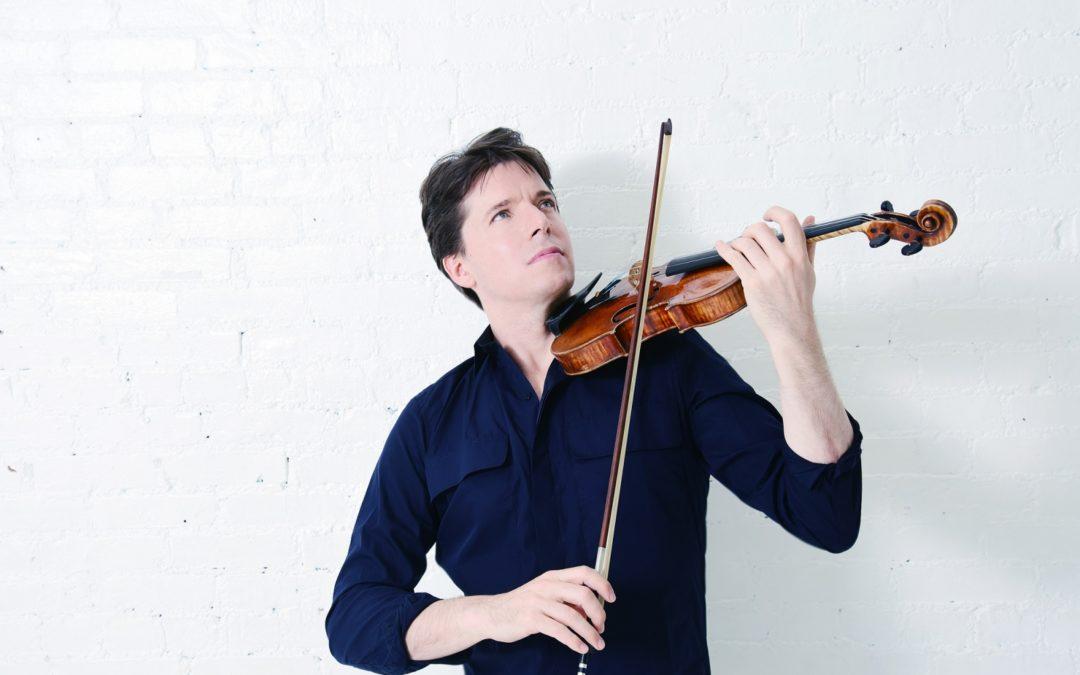 Joshua Bell kapja 2019-ben a Glashütte Original Music Festival Award-ot